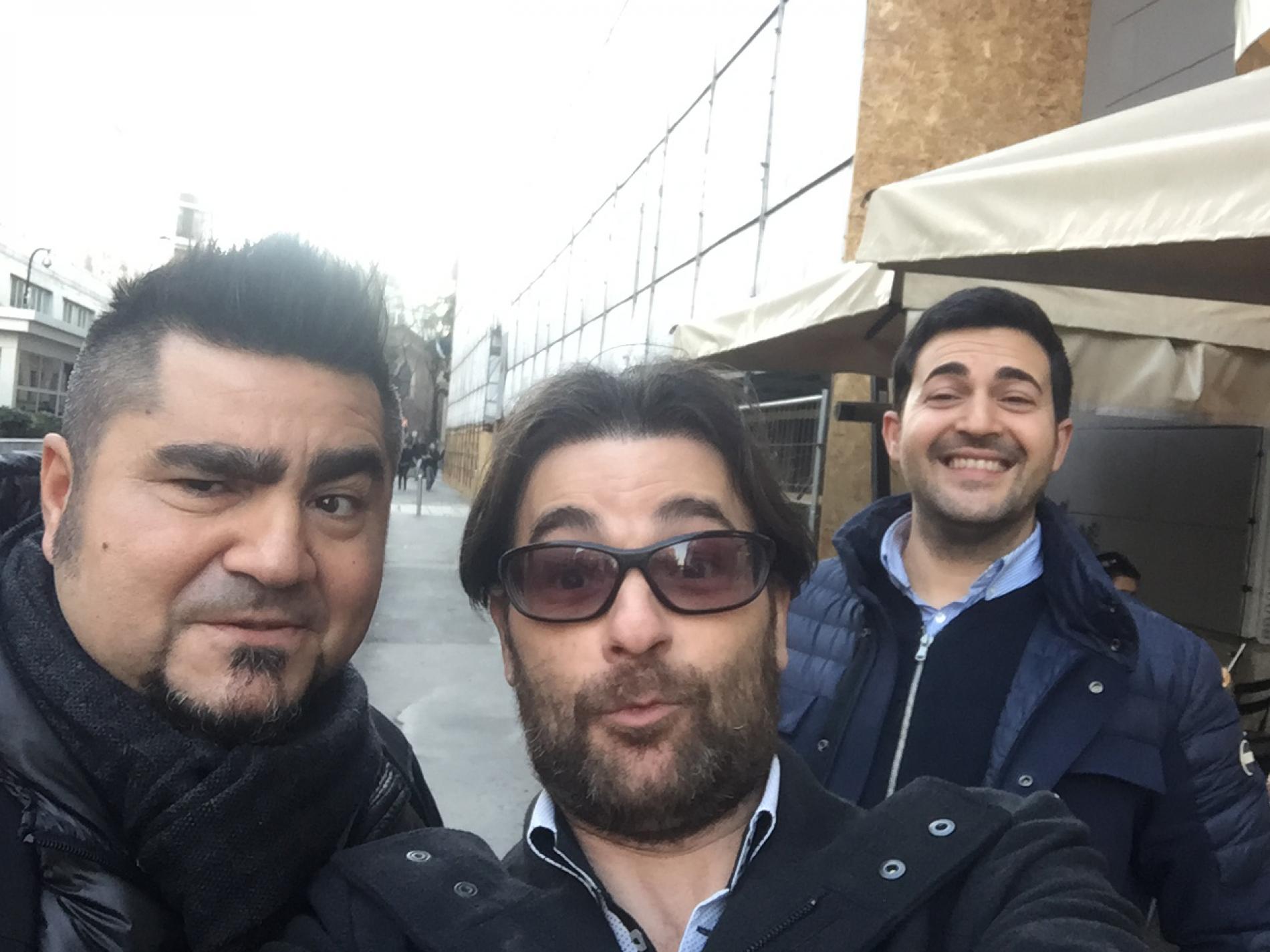Paolo Noise Radio 105 - Giuseppe Polizzi Crazy Marketing Valerio vinciguerra