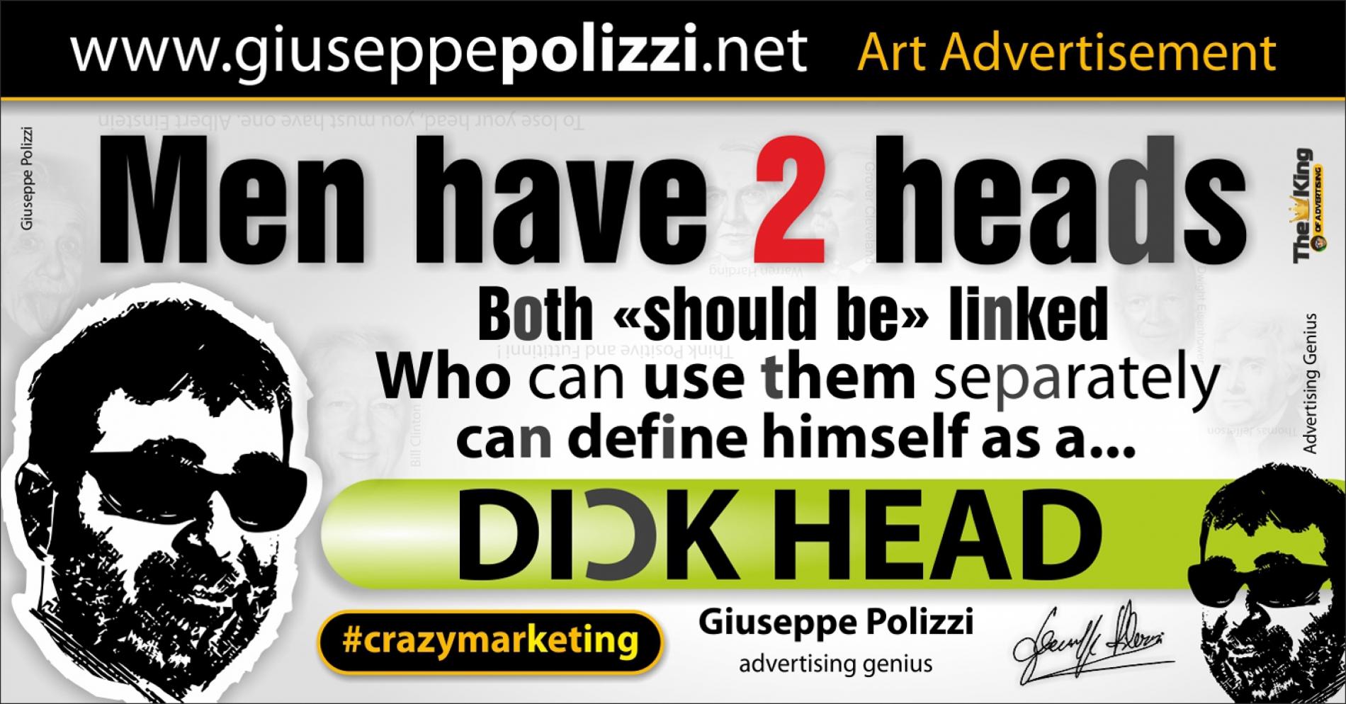 giuseppe polizzi aforismi usare la testa 2016 crazy marketing inglese