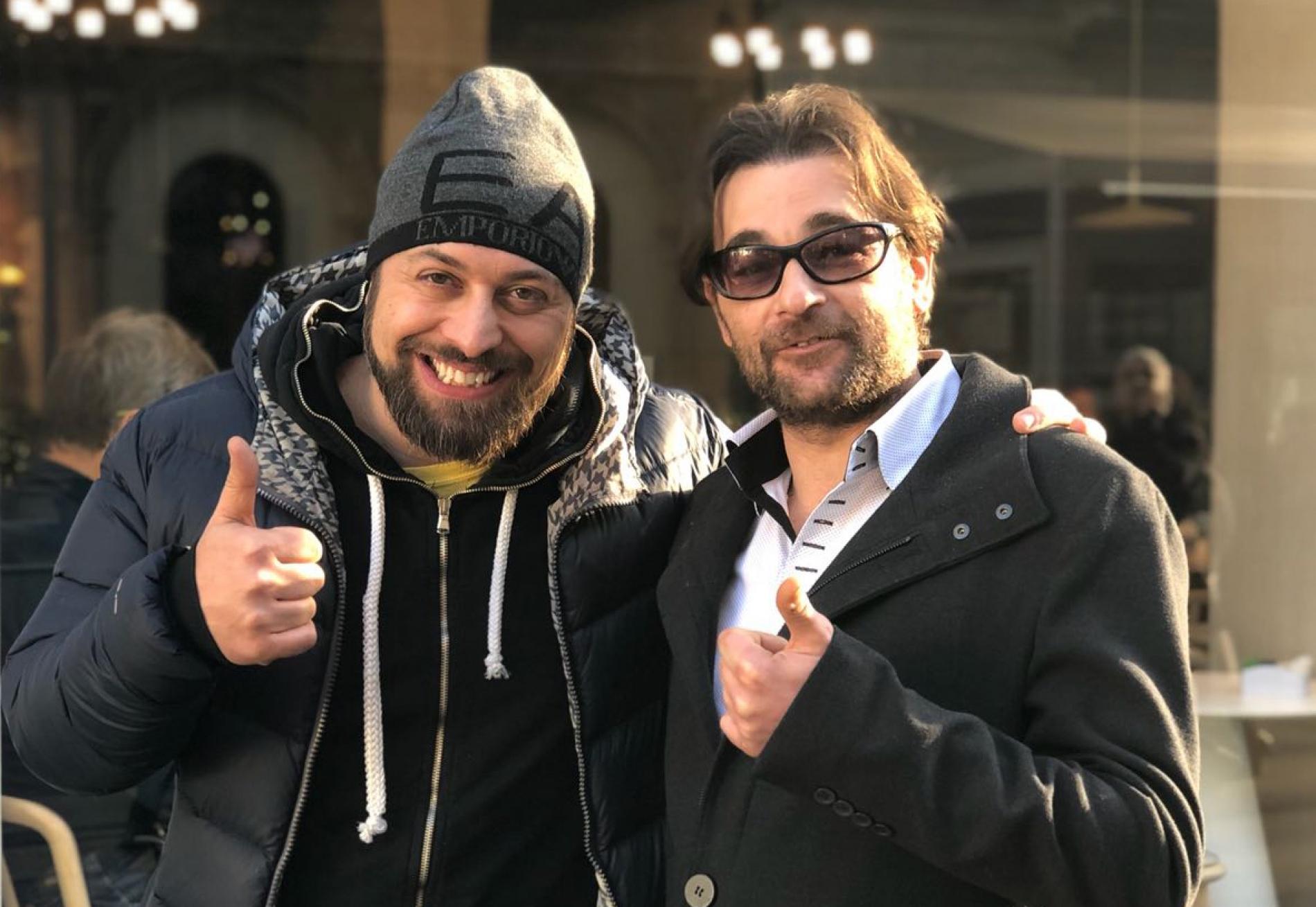 Mitch dj - Radio 105 - crazymarketing Giuseppe Polizzi