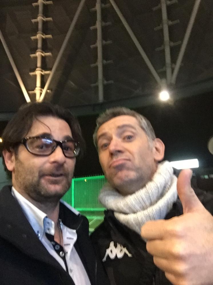 Andrea Agresti Le iene crazymarketing Giuseppe Polizzi