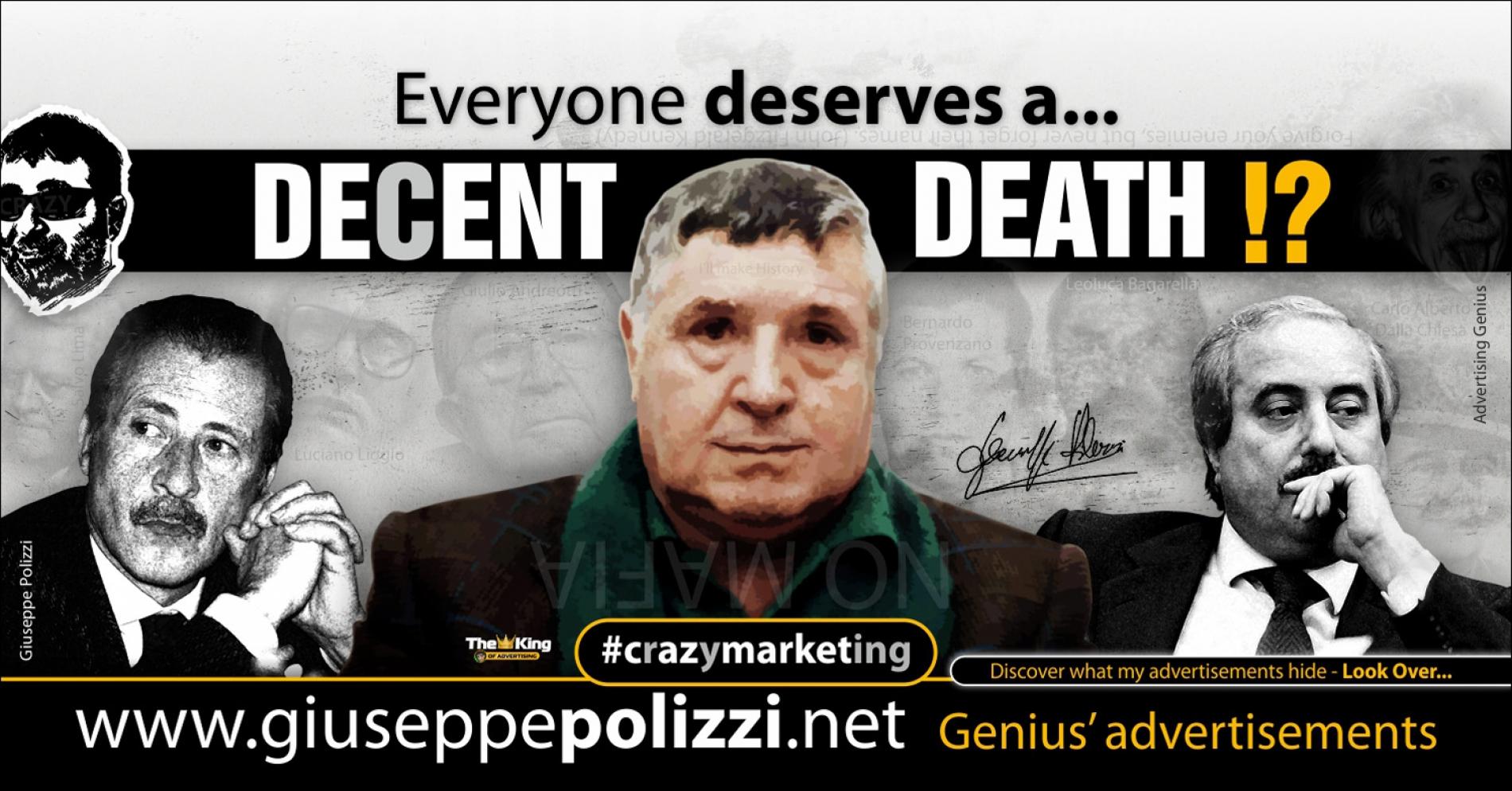 giuseppe polizzi MAFIARiina Falcone Borsellino crazy marketing genius  2017