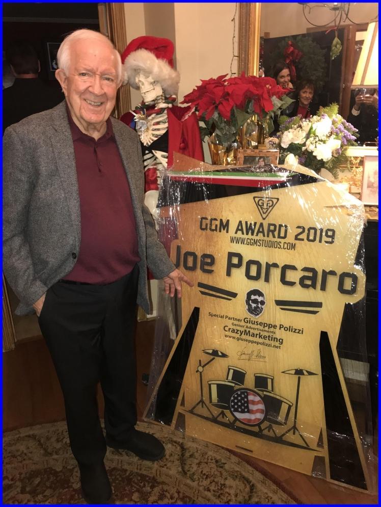Joe Porcaro - Giuseppe Polizzi Crazymarketing pubblicità Geniali