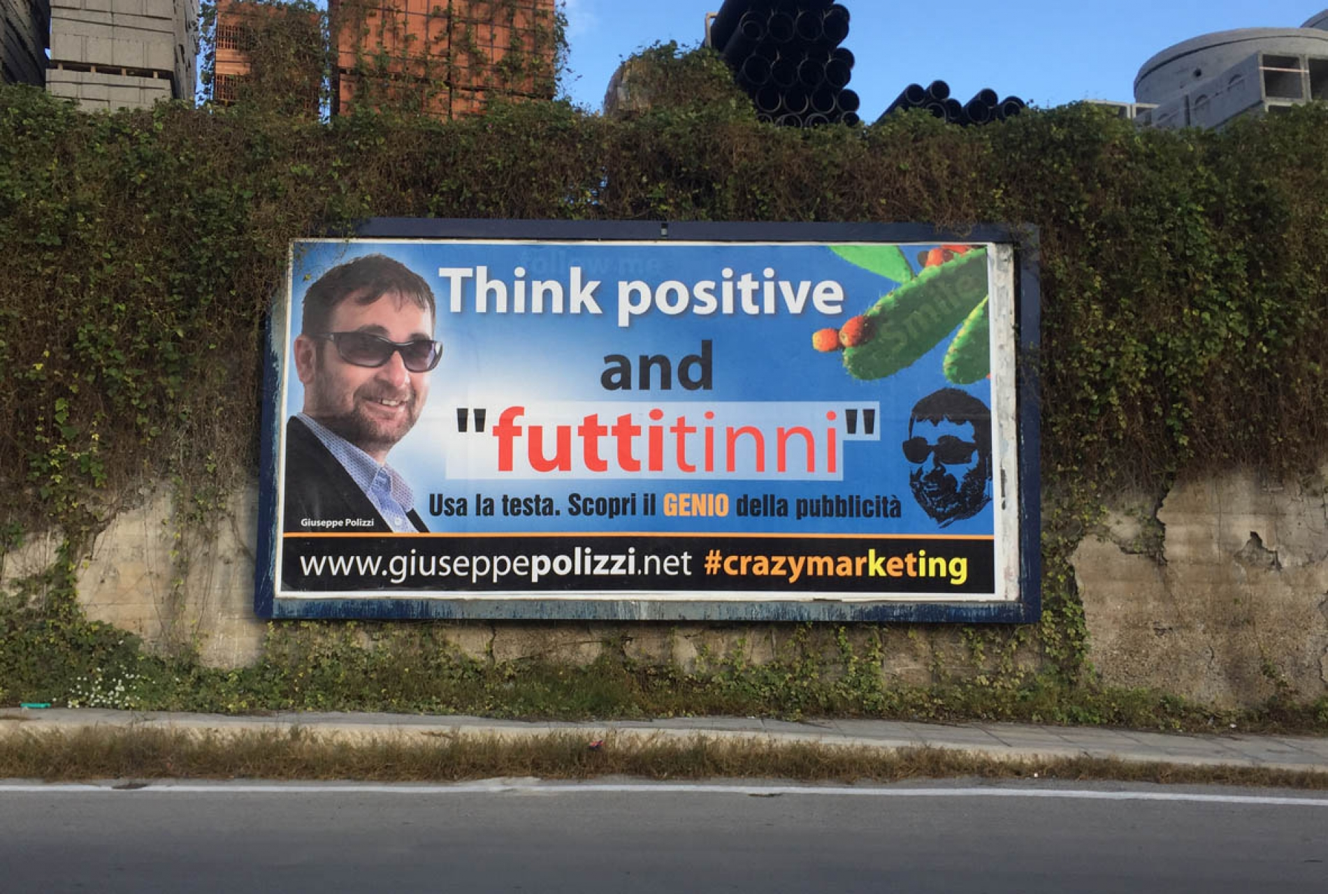 think positive and futtitinni