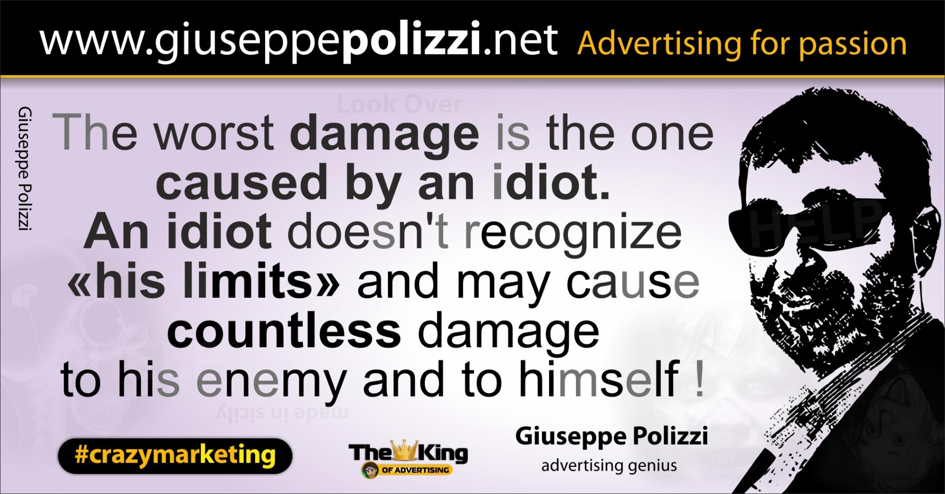 giuseppe polizzi aforismi cretino stupido 2016 crazymarketing (1)