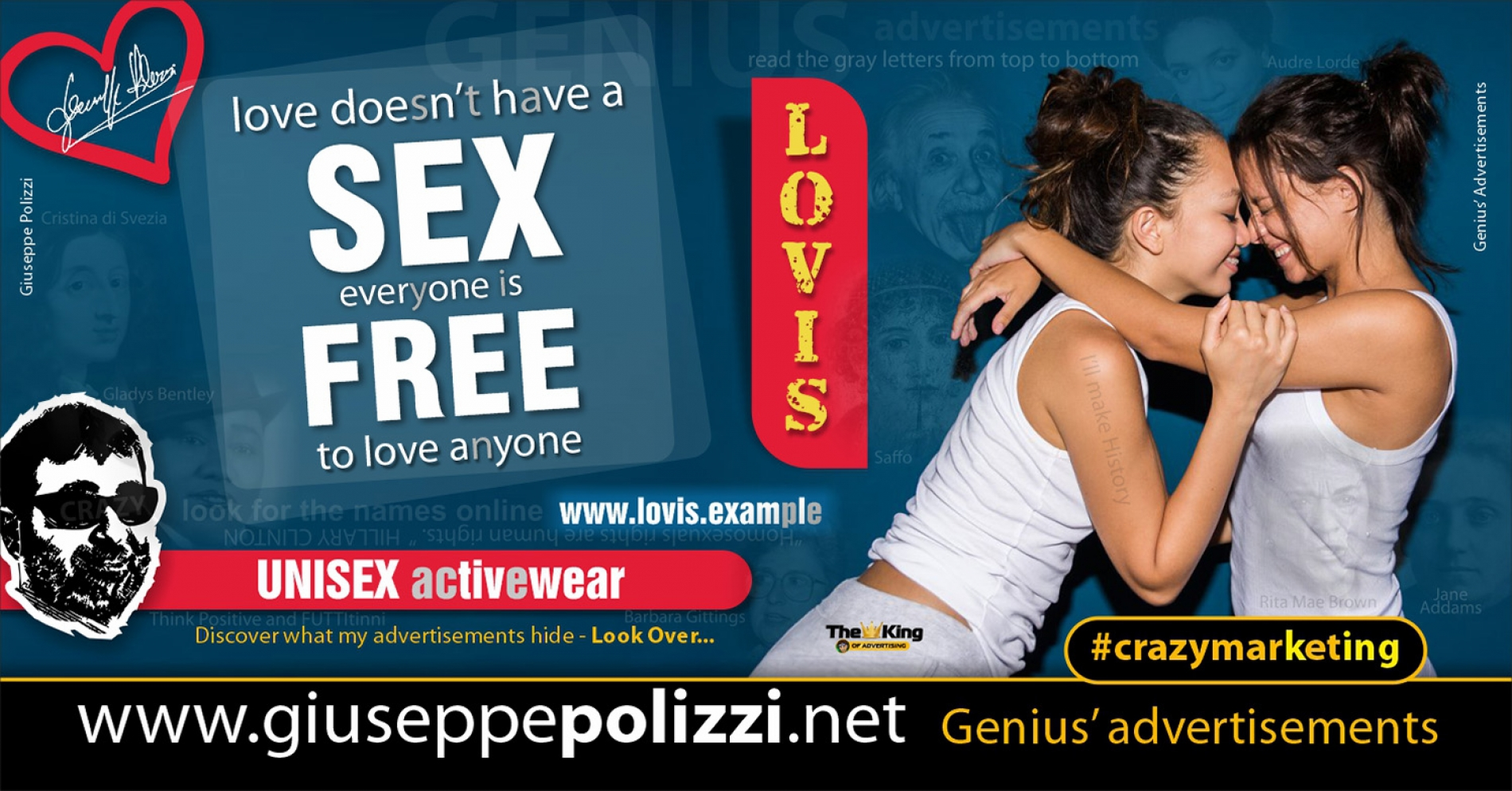 giuseppe polizzi crazymarketing Sex Free advertisements
