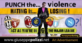 giuseppe polizzi pubblicità 2016 crazy marketing calcio club 2016 inglese