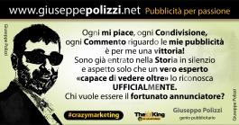 giuseppe polizzi aforismi like share 2016 crazymarketing - Copia