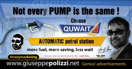 giuseppe polizzi crazymarketing Not every Pump genius  2018 advertising