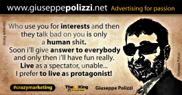 giuseppe polizzi aforismi invidioso incapace 2016 crazymarketing inglese