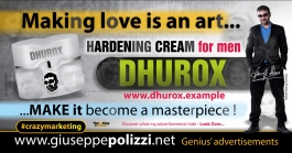 giuseppe Polizzi Making love is an art crazymarketing genius ing