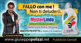 giuseppe Polizzi FALLO CON ME crazymarketing pubblicita geniali
