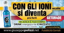 giuseppe Polizzi CON GLI IONI SI DIVENTA crazymarketing genius
