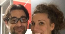 Veronica Ruggeri Le Iene crazymarketing Giuseppe Polizzi