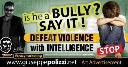 giuseppe polizzi advertisement  BULLISM crazy marketing genius  2016 inglese