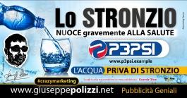 giuseppe Polizzi pubblicita  STRONZIO crazymarketing genius