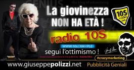 giuseppe Polizzi La Giovinezza non ha età crazymarketing genius