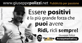 giuseppe polizzi crazy marketing aforismi aphorism pensare positivo2016 crazymarketing