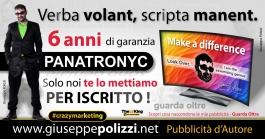 giuseppe polizzi pubblicità 2016 crazy marketing verba volant 2016