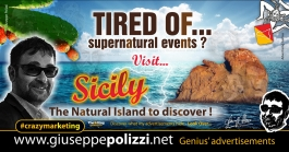 giuseppe polizzi Sicily crazy marketing genius  2017