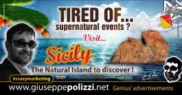 giuseppe polizzi Sicily crazy marketing genius  2017