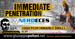 giuseppe polizzi advertisement Immediate PENETRATION crazy marketing genius  2017