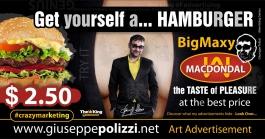 giuseppe polizzi pubblicità Get Yourself a Crazy Marketing  2016 inglese
