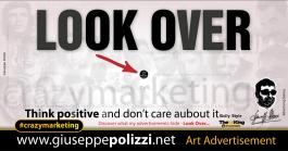 giuseppe polizzi pubblicità look over crazy marketing genius  2016 inglese