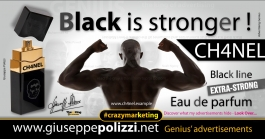 giuseppe polizzi Black is Stronger crazy marketing genius  2017