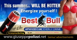 giuseppe polizzi Will Be Hotter marketing genius  2017