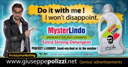 giuseppe polizzi Extra Strong  crazymarketing genius  2018 advertising