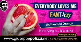 giuseppe polizzi crazymarketing Loves Me genius  2018 advertising