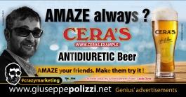 giuseppe polizzi Amaze always crazy marketing genius  2017