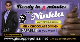 giuseppe polizzi Milk Chocolate crazymarketing genius  2018 eng