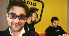 Radio 105 Mitch dj crazymarketing giuseppe polizzi