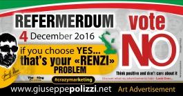 giuseppe polizzi pubblicità referendum italy  4 december crazy marketing genius  2016