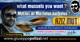 giuseppe Polizzi What mussels you want crazymarketing genius ing