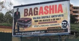 crazymarketing Giuseppe Polizzi BagAshia pubblicita geniali