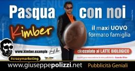 giuseppe Polizzi Pasqua crazymarketing pubblicita geniali
