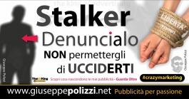 giuseppe polizzi pubblicità 2016 crazy marketing stalker