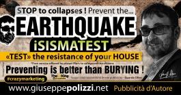 giuseppe polizzi pubblicità terremoto crazy marketing  2016 inglese