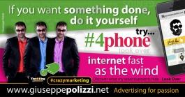 giuseppe polizzi pubblicità 2016 crazy marketing chi fa da se inglese