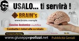 Giuseppe Polizzi Crazymarketing Usalo ti Servirà Pubblicità geniali