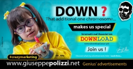 giuseppe polizzi crazymarketing DOWN advertisements