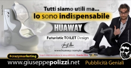Giuseppe Polizzi crazymarketing Tutti Siamo Utili pubblicità geniali