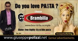 giuseppe Polizzi Pasta crazymarketing genius ing