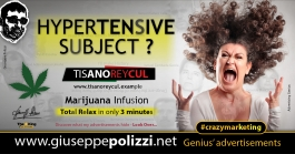 Giuseppe Polizzi Crazymarketing  Hypertensive advertisements