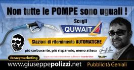 giuseppe Polizzi crazymarketing Non tutte le pompe pubblicità geniali