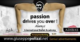 giuseppe polizzi advertisement  Passion crazy marketing genius  2017