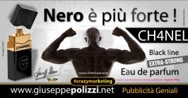 giuseppe Polizzi NERO è più FORTE crazymarketing genius