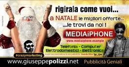 giuseppe Polizzi Rigirala come vuoi crazymarketing genius